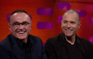 Watch the T2 Trainspotting stars Danny Boyle and Ewan McGregor tackle our quickfire quiz on 1996