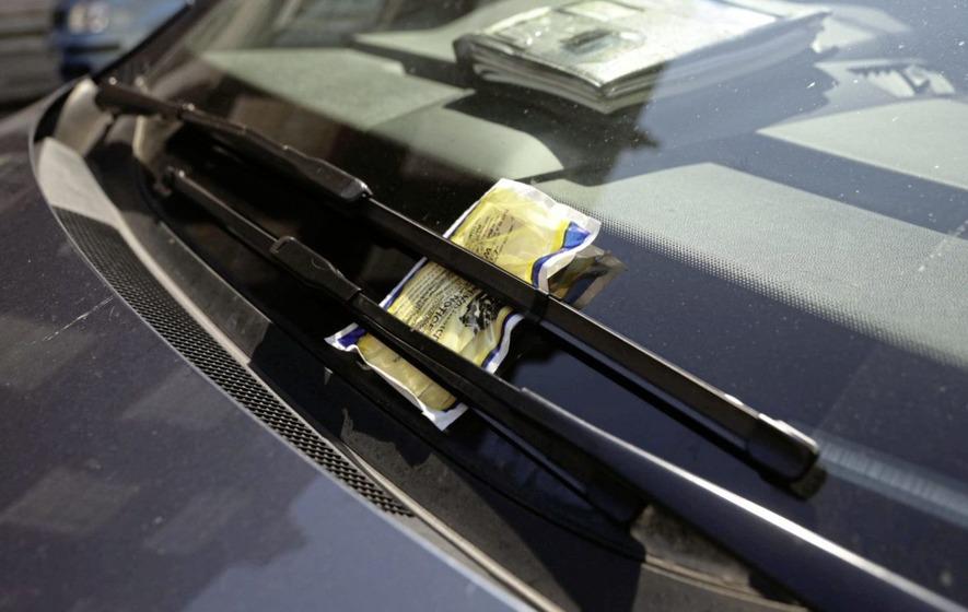 Car Parking Fines Belfast