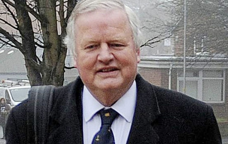 """Tory MP and ex-British soldier admits he was """"kind of a torturer"""" in the Troubles"""