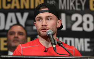 Carl Frampton: 'I'll send my fans home happy'