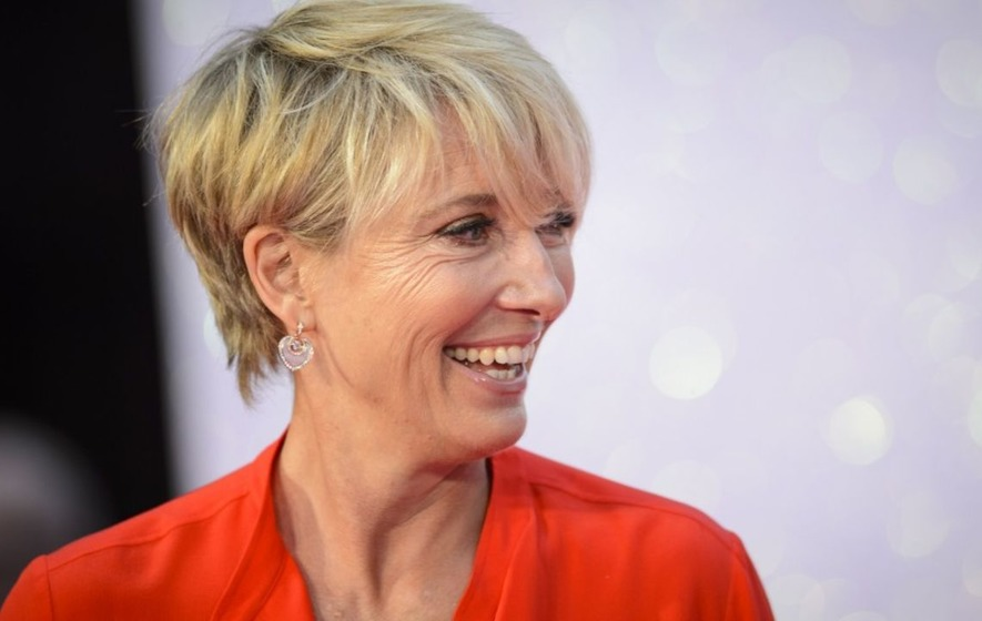 Emma Thompson Set Play Queen New Series