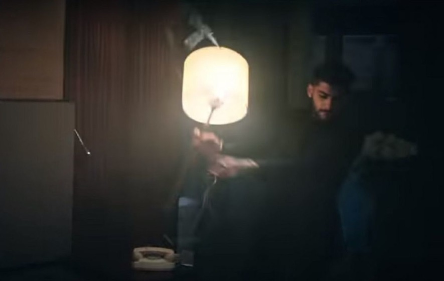Watch Zayn and Taylor Swift wreck a London hotel room in the I Don't Wanna Live Forever music video