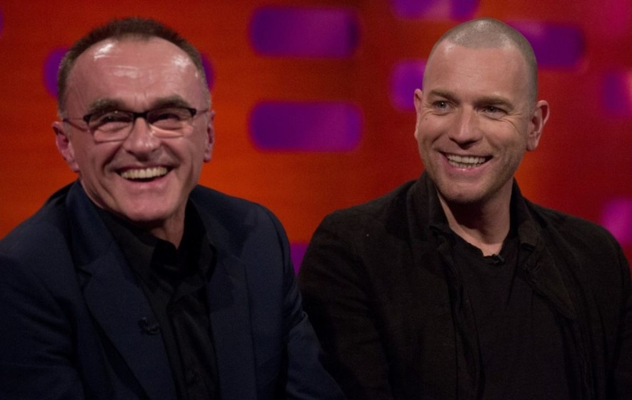 Danny Boyle tells of shame at lengthy fall-out with Ewan McGregor