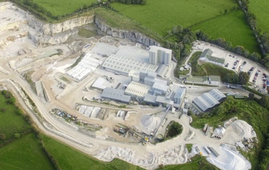 Minerals firm Kilwaughter to invest £5m and create 30 jobs