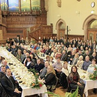 SS Laurentic survivors' picture re-enacted in Derry 100 years on