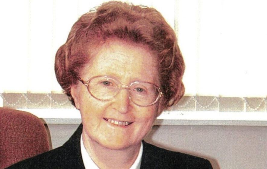 Last religious principal of St Louise's College dies