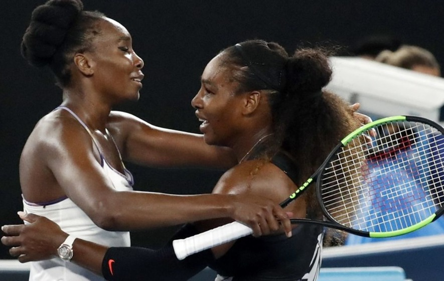 Serena Willams beating her sister to win her 23rd Grand Slam was an emotional rollercoaster no one could handle