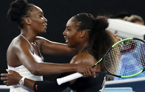 Serena Williams beating her sister to win her 23rd Grand Slam was an emotional rollercoaster no one could handle