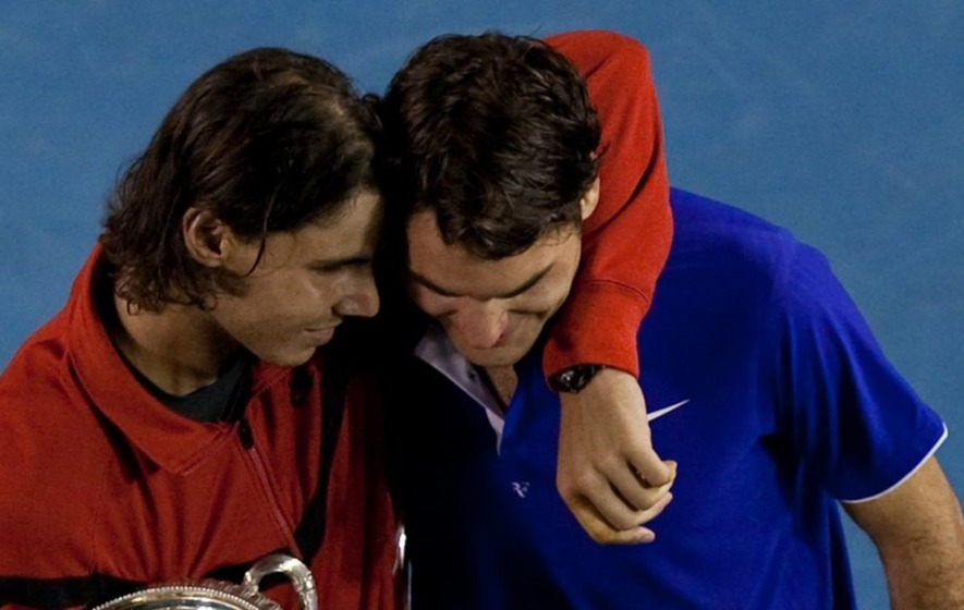 Here's what Roger Federer and Rafael Nadal's only previous Australian Open final tells us
