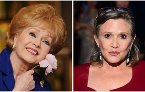 Public memorial service for Carrie Fisher and Debbie Reynolds