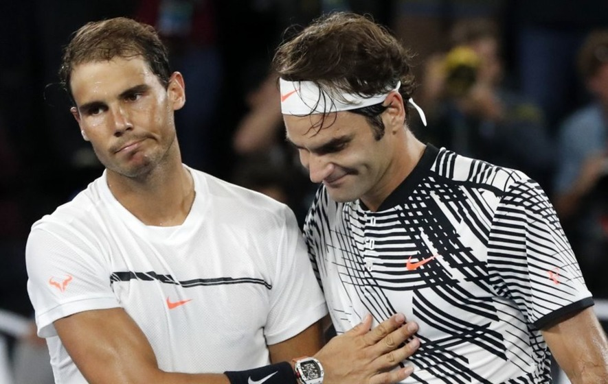 Roger Federer v Rafael Nadal took us back in time with some truly outstanding tennis