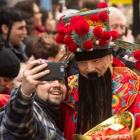 Here's how London celebrated Chinese New Year with its annual parade
