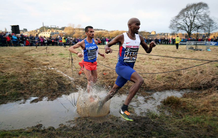 Trump ban makes Mo Farah an 'alien'