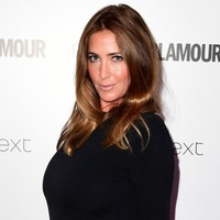 Lisa Snowdon announces that she is engaged