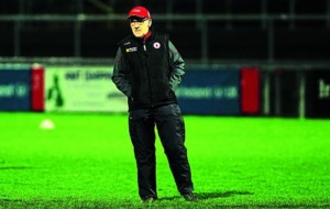 Mickey Harte hoping for further progress