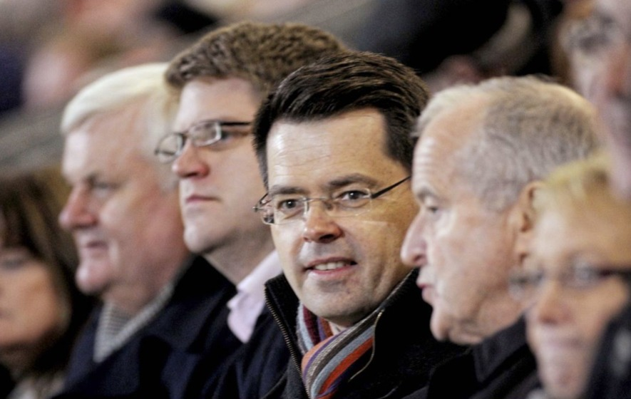 James Brokenshire's decision to avoid anthem at GAA match 'offensive'