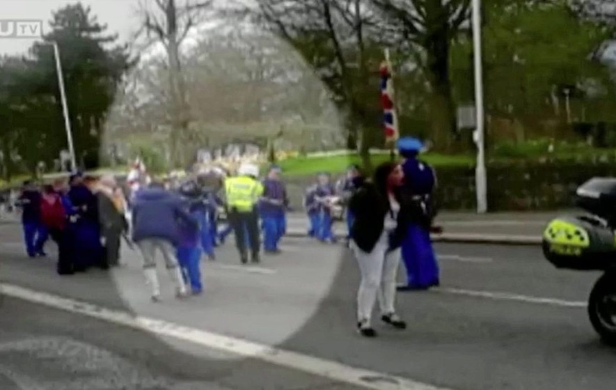 Police Ombudsman says file sent to prosecutors over junior Orange Order parade