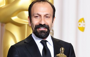 Iranian film director rules out attending Oscars after Trump travel ban