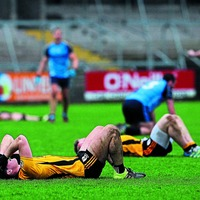 Pomeroy pipped by St Colmcille's