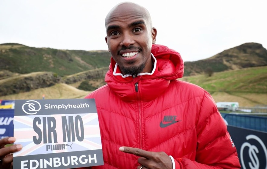 Mo Farah is 'relieved' he's exempt from Donald Trump's Muslim ban