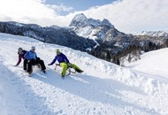 Some crack skiing in magnificent Austrian Tyrol