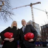 New Deloitte 'crane survey' underlines Belfast's renaissance