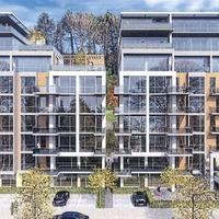 Michael Herbert's 104 apartment project in east Belfast unveiled