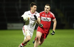 Mattie Donnelly wants Tyrone to turn Healy Park into a fortress