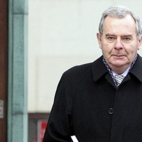 Sean Quinn was allegedly involved in controlling money paid into a trust set up to pay his legal bills