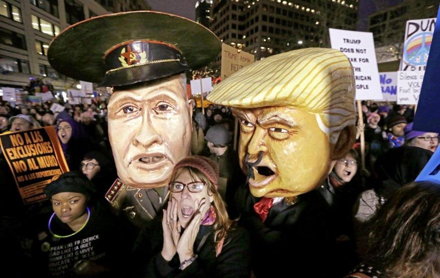 Uncertainty over Trump travel ban sees top flight nosedive