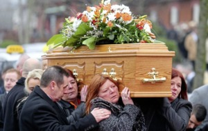 Mother-of-two Louise McIlwaine (30) laid to rest in west Belfast