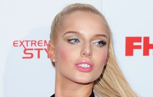 Helen Flanagan: I would never do 'awful' The Jump