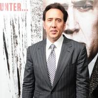 Nicolas Cage attended a Nicolas Cage film marathon