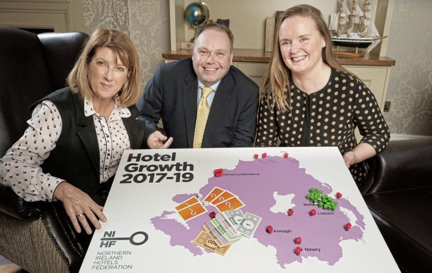 Record Summer For Northern Ireland Hotels As Room Rates And Occupancy Lift