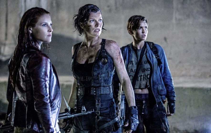 Resident Evil The Final Chapter Ruby Rose: Resident Evil: The Final Chapter May Kill Off $1 Billion