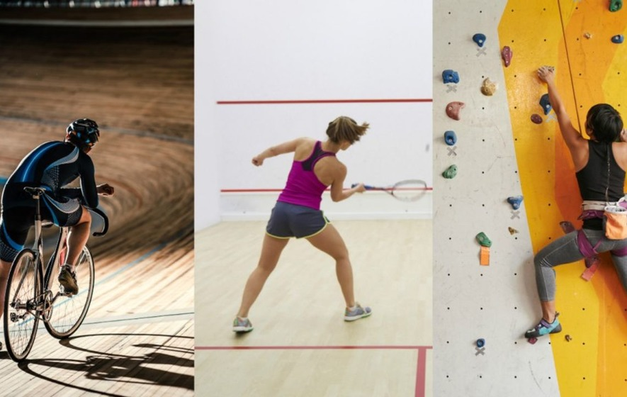 12 indoor sports to try if you really hate the cold