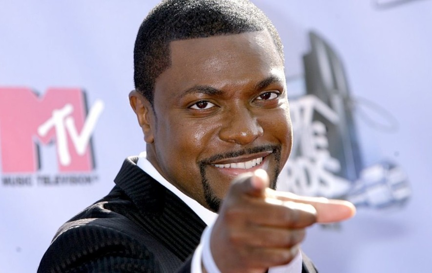 Chris Tucker Chinese Food