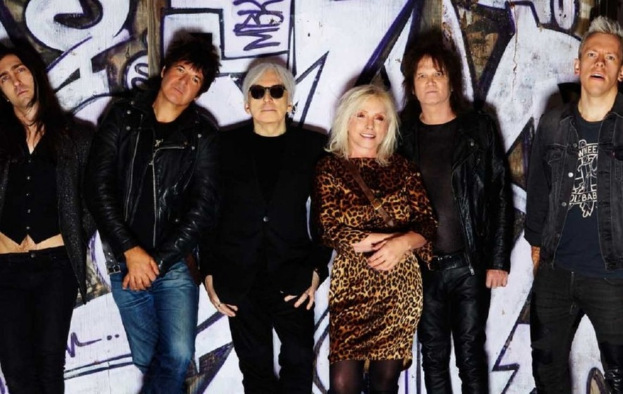Blondie announce collaborative album featuring work with Sia and Charlie XCX