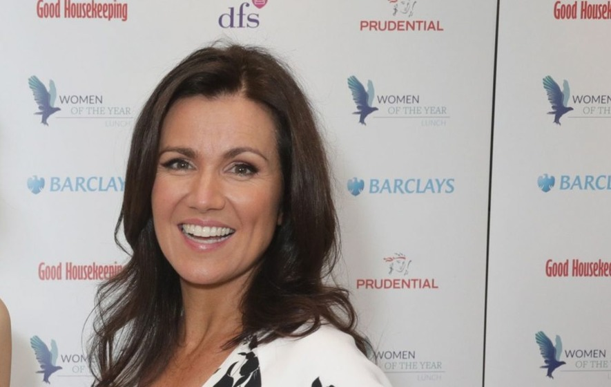you ll never guess what susanna reid wore on gmb   the