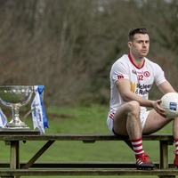 Darren McCurry hoping to get his mojo back in Tyrone colours