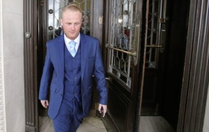 Jamie Bryson one of three men reported to PPS over Nama 'coaching' claims