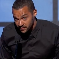 Grey's Anatomy star Jesse Williams urges Americans to 'use their voices' under Donald Trump's presidency