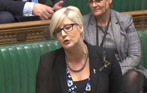 An SNP MP rewrote the speech from Trainspotting to get across her point about Brexit
