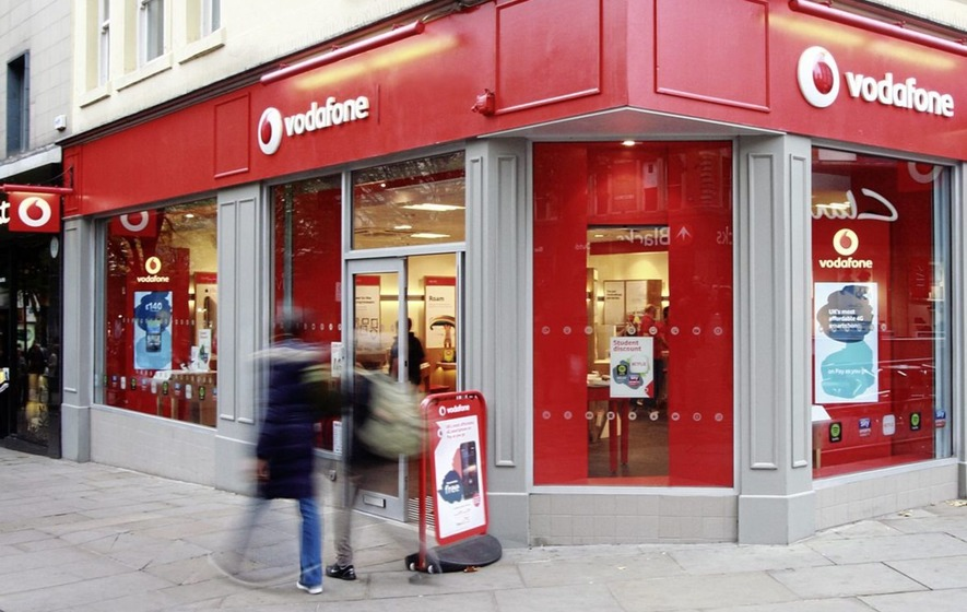 Vodafone set to hit lower end of earnings outlook amid growing competition