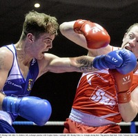 Fearghus Quinn not fazed by the rise and rise of old foe Conor Wallace