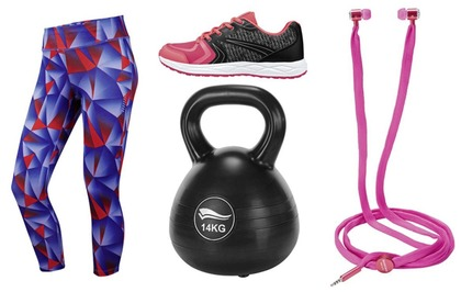 83b50a59be04b Netting a Bargain  We can work it out... how to save on gym gear ...