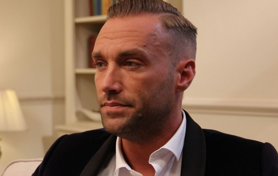 Calum Best: I need to 'get over' difficult relationship with my late father