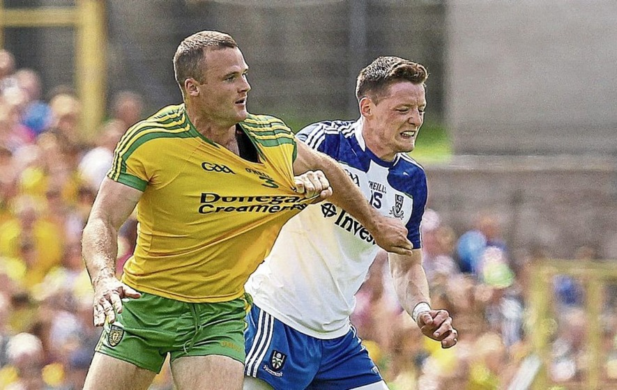 Neil McGee always returning to Donegal in 2017