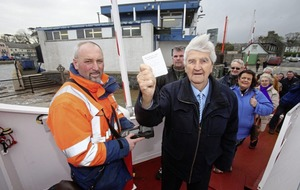 £6m Strangford ferry finally takes to water after ramp problem