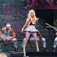Rapper Nicki Minaj's LA mansion vandalised by burglars in £140,000 raid